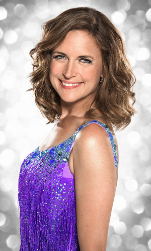 Katie Derham, Strictly Come Dancing Official Photos 1 September