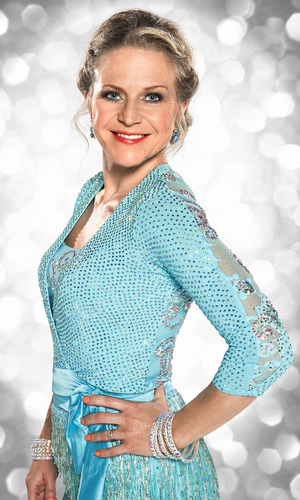 Kellie Bright, Strictly Come Dancing Official Photos 1 September