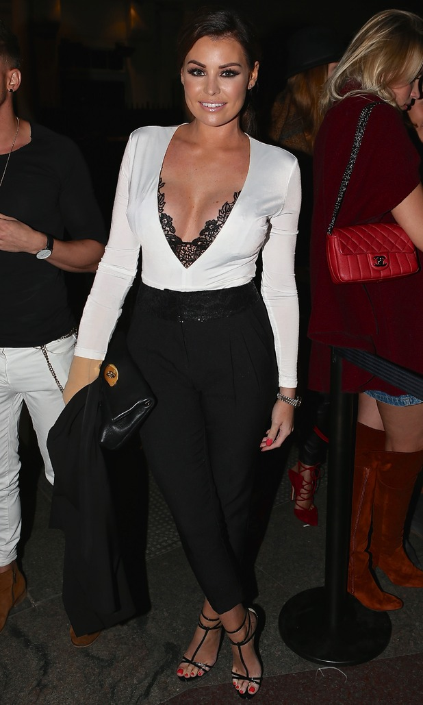 Jessica Wright attends Drama Nightclub Launch Party, London 3 September