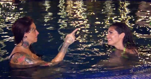Jemma Lucy and Cami Li, Ex On The Beach 1 September