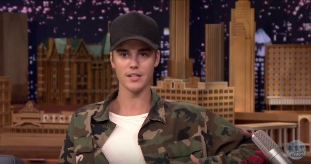 Justin Bieber Explains Why He Got Emotional During the VMAs on Jimmy Fallon, 2nd September 2015