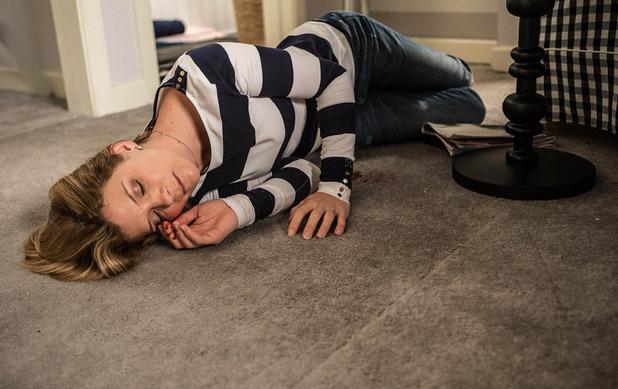 Corrie, Leanne knocked out, Fri 4 Sep