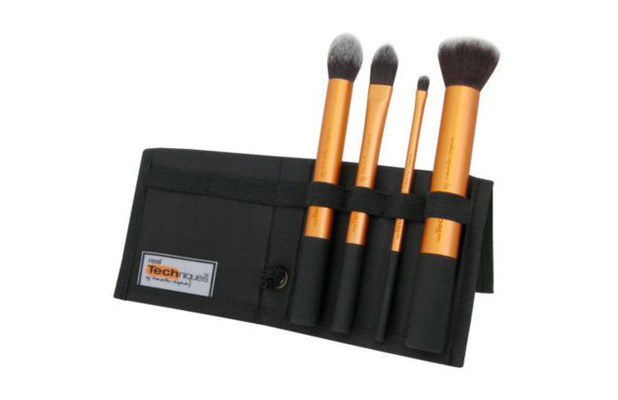 The Real Techniques Core Brush Set £21.99, 1st September 2015