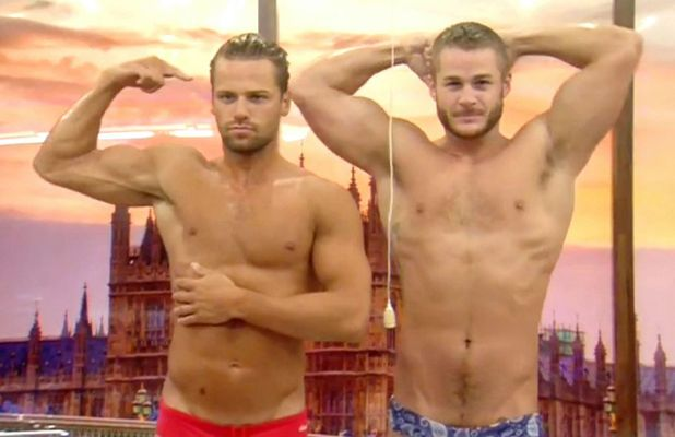 James Hill and Austin Armacost on CBB, 30 Aug 2015