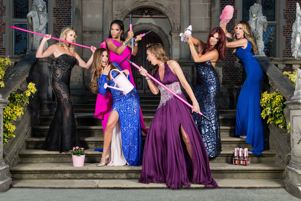 The Real Housewives Of Cheshire, ITVBe, Mon 7 Sep