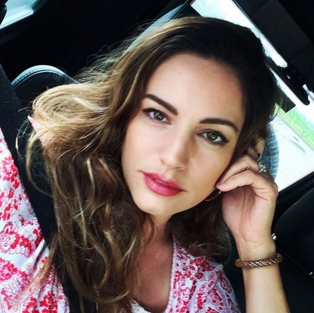 Kelly Brook sparks engagement rumours 30 August