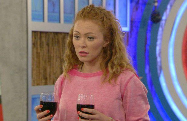 Celebrity Big Brother: UK vs USA' TV show, Elstree Studios, Hertfordshire, Britain - 01 Sep 2015 Natasha