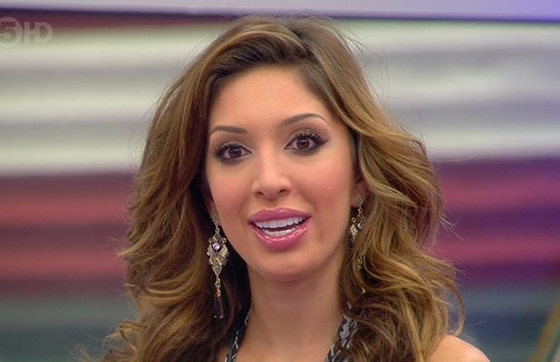 Jenna Jameson and Farrah Abraham ask Gail Porter to tell them about her life on 'Celebrity Big Brother', broadcast on Channel 5 HD