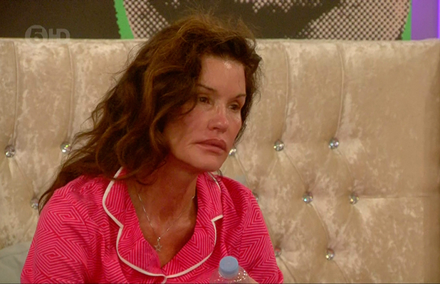 Celebrity Big Brother, Broadcast on Channel 5 HD Janice