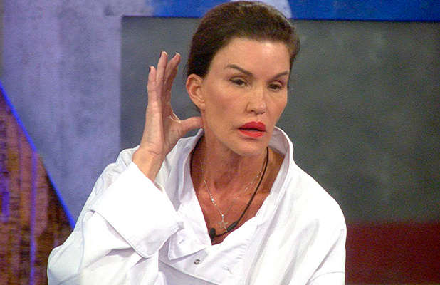 Celebrity Big Brother autumn 2015: day six grabs Janice Dickinson