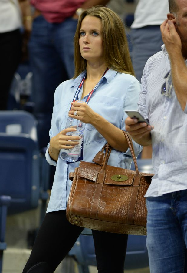 Kim Sears attends day 2 of the 2015 US Open at USTA Billie Jean King National Tennis Center on September 1, 2015 in New York City. (Photo by Uri Schanker/GC Images)