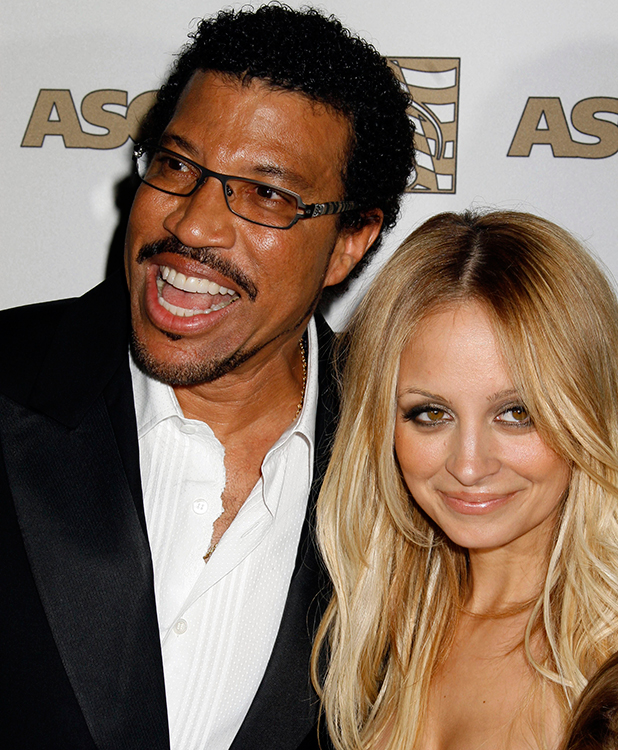 Lionel Richie and Nicole Richie 2008 ASCAP Pop Awards held at Kodak Theatre Hollywood, California USA - 09.04.08