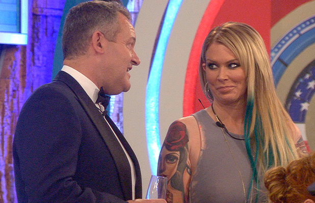 Celebrity Big Brother autumn 2015: day six grabs Jenna and Paul