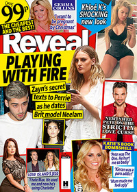Reveal magazine issue 36 cover