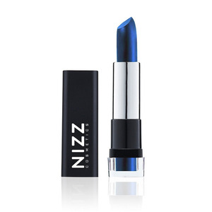 Nizz Cosmetics Lipstick in Virgo Blue £9.99, 11th September 2015