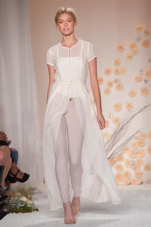 New York Fashion Week Spring 2016 - LC Lauren Conrad fashion show at Skylight Modern, New York, 9th September 2015