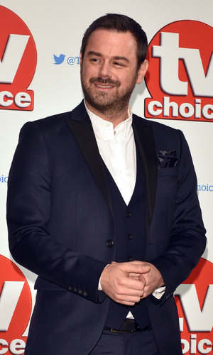 Danny Dyer at the 2015 TV Choice Awards held at the Hilton Park Lane. 7 September 2015.