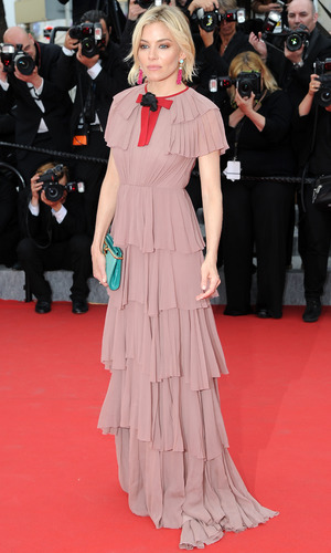 Sienna Miller, 68th Annual Cannes Film Festival - 'Macbeth' - Premiere, 23 May 2015