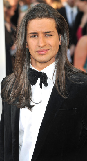 Ollie Locke at the 2012 Arqiva British Academy Television Awards held at the Royal Festival Hall - Arrivals. London, England - 27.05.12