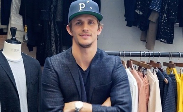 TOWIE's Jake Hall talks in new video about being civil with ex-girlfriend Chloe Lewis. 9 September 2015.