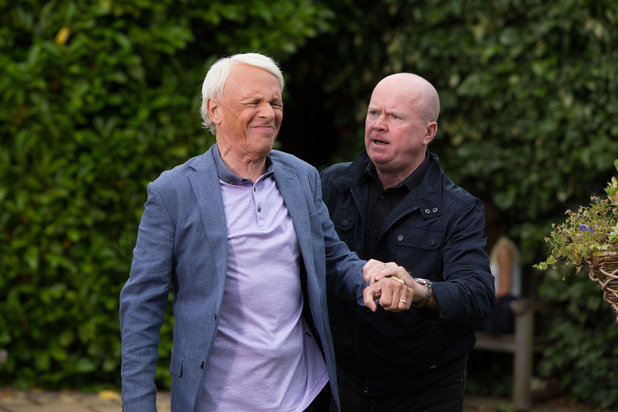 EastEnders, Gavin confronts Phil, Fri 11 Sep