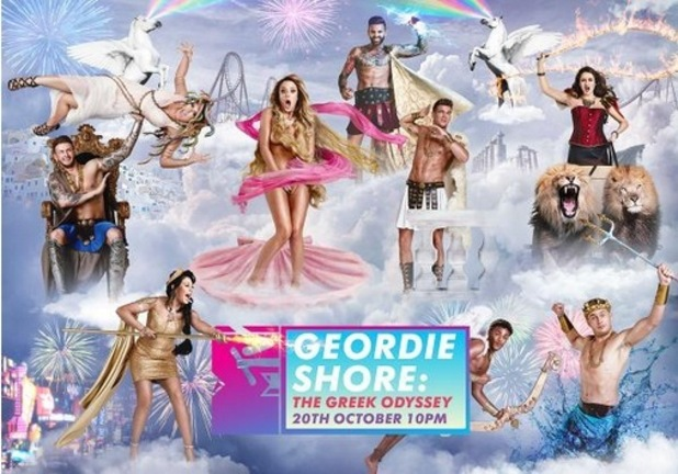 MTV announces series 11 of Geordie Shore: The Greek Odyssey, returning 20th October 2015