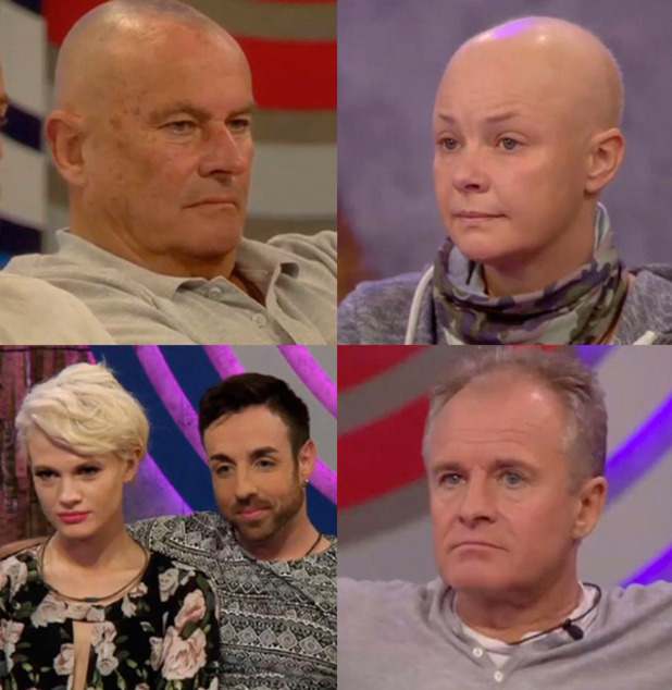 CBB: Eviction 2 nominations: Stevi and Chloe-Jasmine, Chris, Gail and Bobby