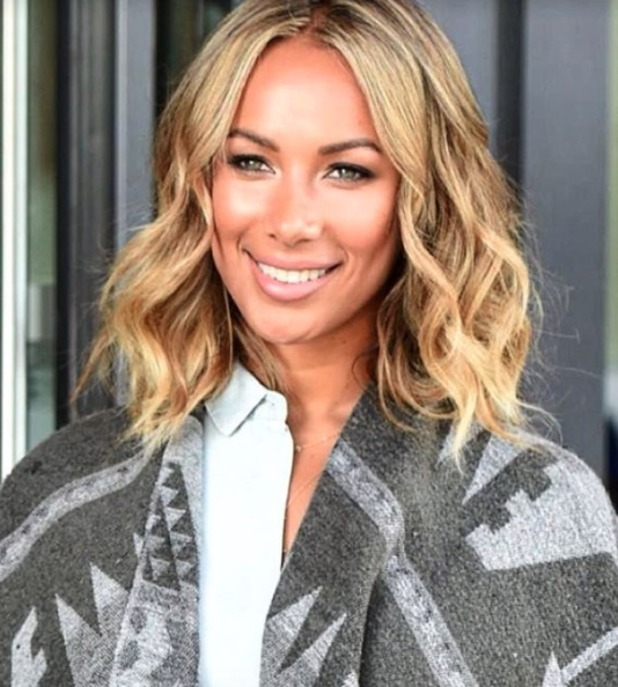 Leona Lewis At BBC Breakfast In Manchester Promoting Her New Album 'I Am', 7 September 2015