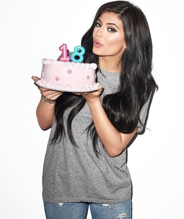 Kylie Jenner poses for Galore magazine in a shoot curated by Terry Richardson, 9th September 2015