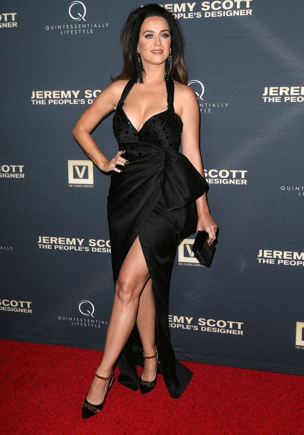 World Premiere Of 'Jeremy Scott: The People's Designer Katy Perry
