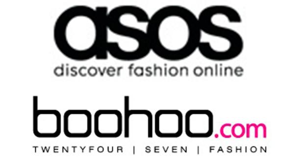 Asos and Boohoo