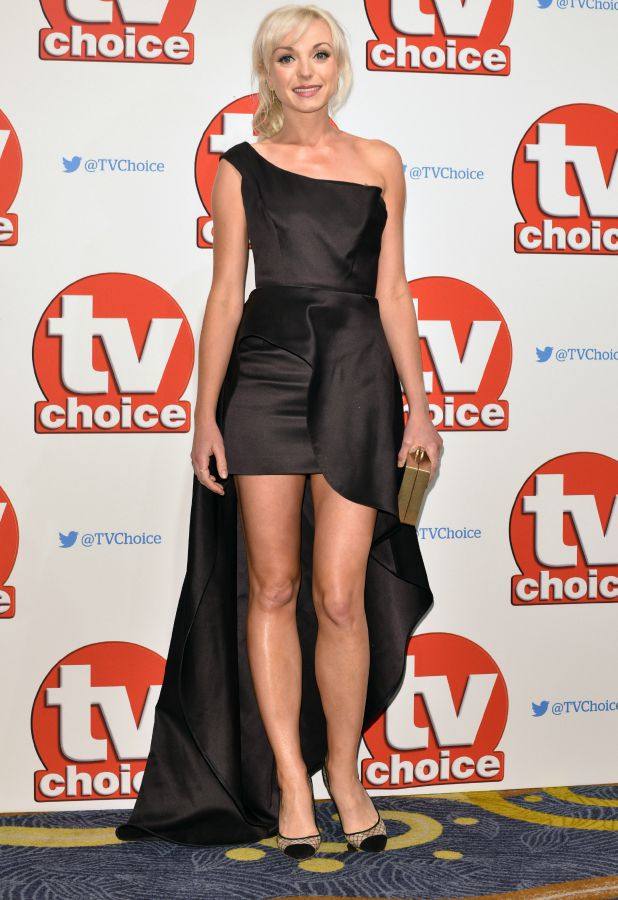 The 2015 TV Choice Awards held at the Hilton Park Lane. Helen George