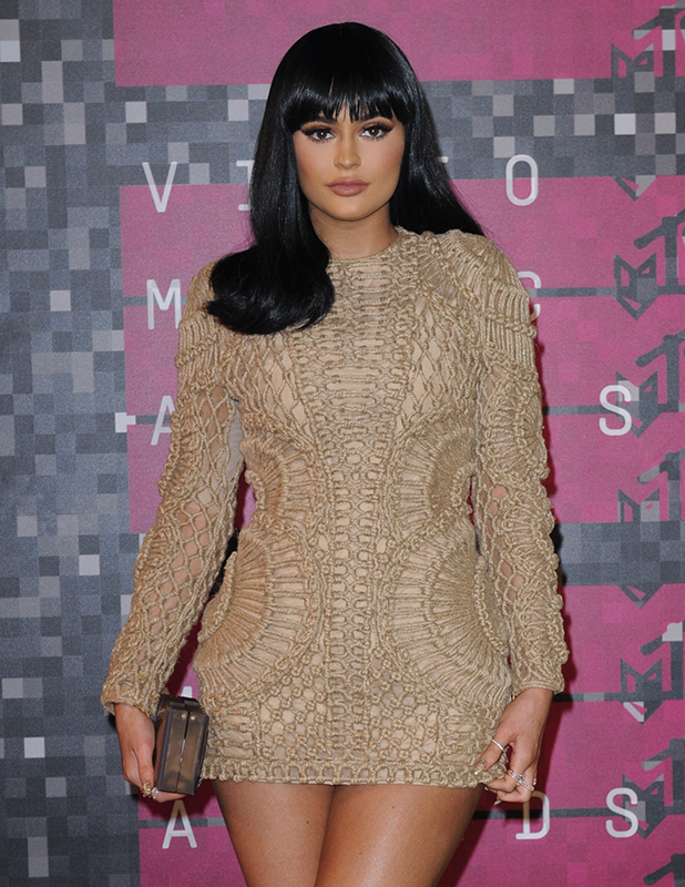 The MTV Video Music Awards 2015 Arrivals Kylie Jenner