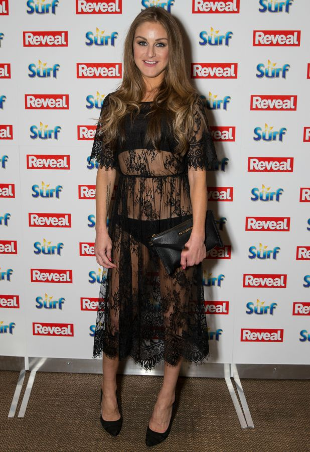 Reveal Online Fashion Awards, London, Britain - 07 Sep 2015 Nikki Grahame