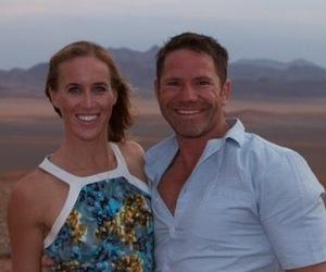 Steve Backshall and Helen Glover announce engagement, Namib Desert 16 September