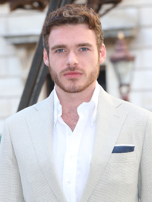 Richard Madden attends Royal Academy Summer Preview Party 2015, London 30 June