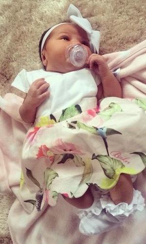 Lateysha Grace shares new photos of daughter Wynter 13 September
