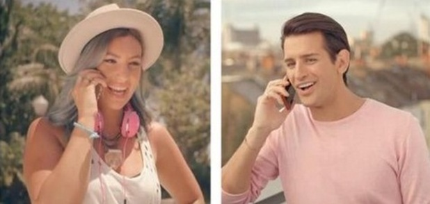 Ollie Locke makes Made In Chelsea return and is on the phone to Gabriella Ellis about Binky and JP - 14 September 2015.