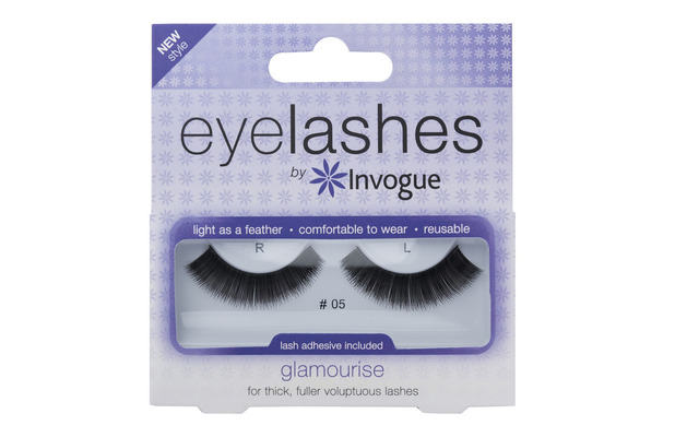 Invogue Glamourise Lashes £3.49, 18th September 2015