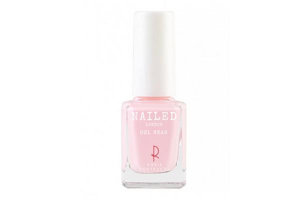 Nailed London X Rosie Fortescue Gel Wear Polish in Sugar Lips, £7 15th September 2015