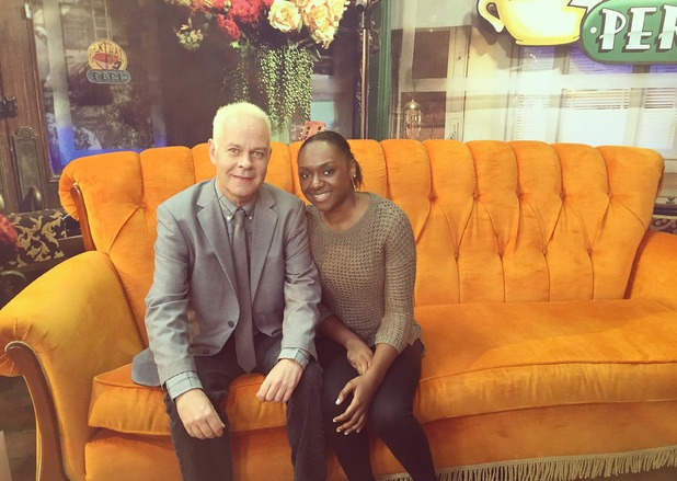 Comedy Central's FriendsFest with James Michael Tyler - 16 September 2015.