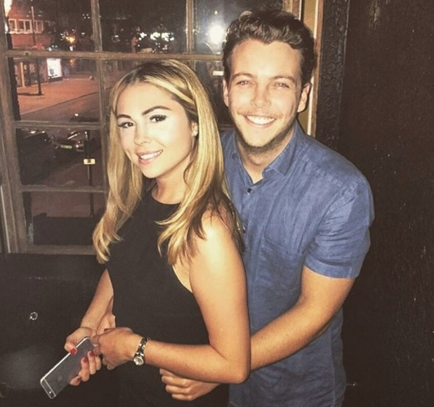 Fran Parman and James Diags Bennewith, Instagram September