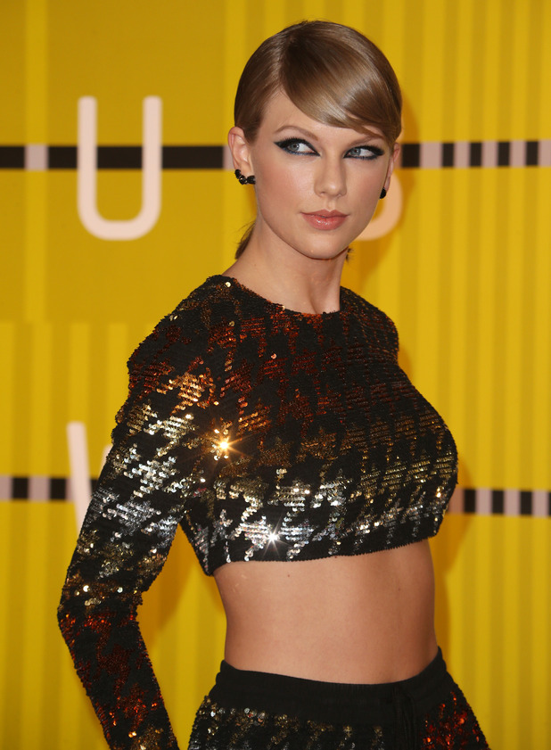Taylor Swift - 2015 MTV Video Music Awards (VMA's) at the Microsoft Theater - Arrivals. 30 August 2015.