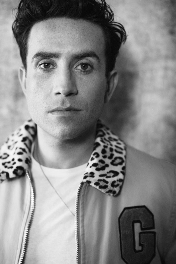 Nick Grimshaw launches Topman collection, campaign image five 16th September 2015