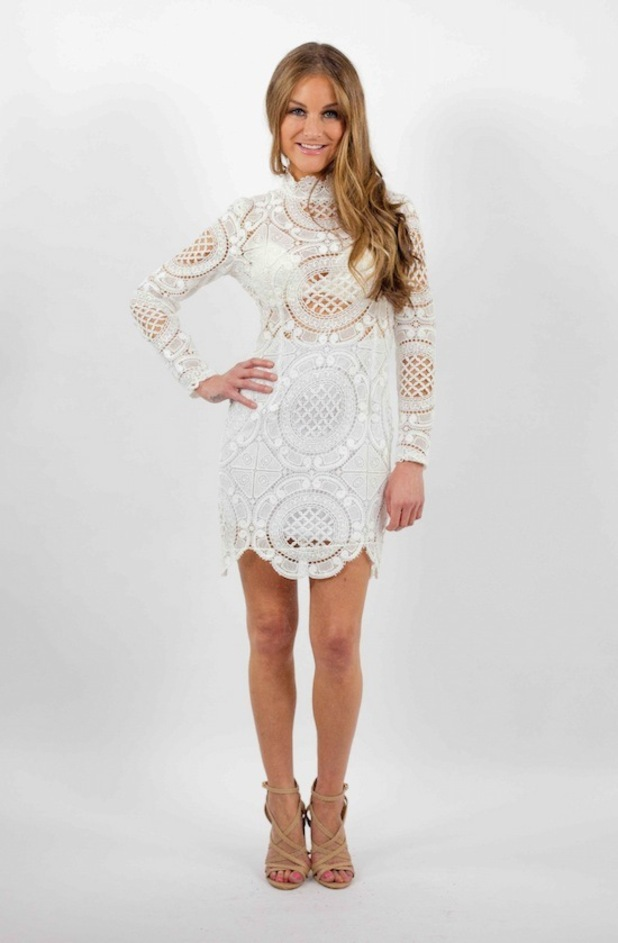 Nikki Grahame launches clothing collection with online brand JYY.London, 14th September 2015