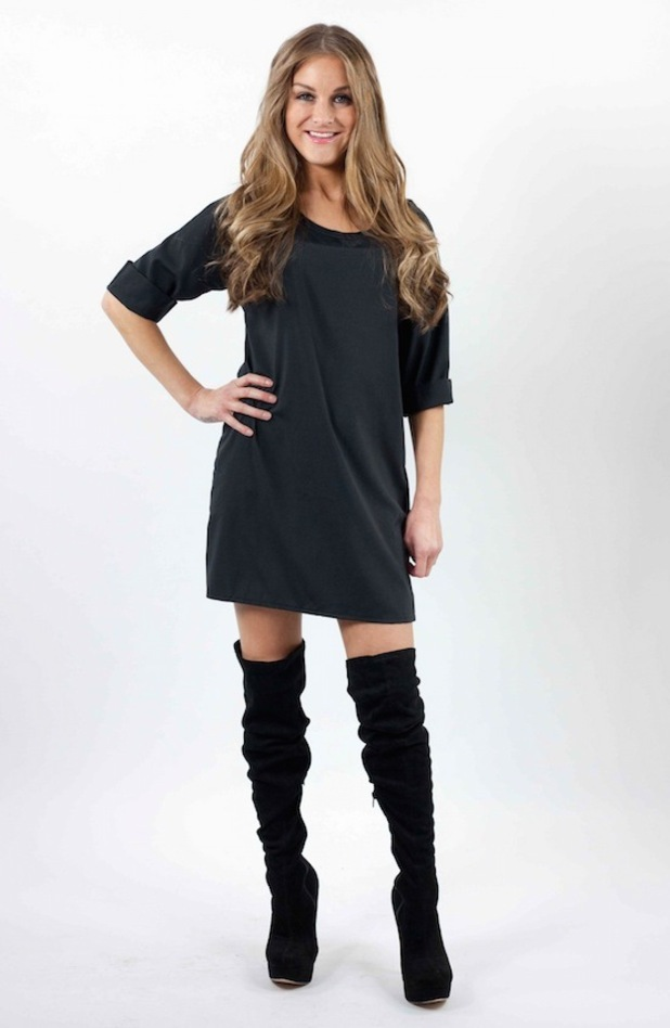 Nikki Grahame launches clothing collection for JYY.London, 14th September 2015