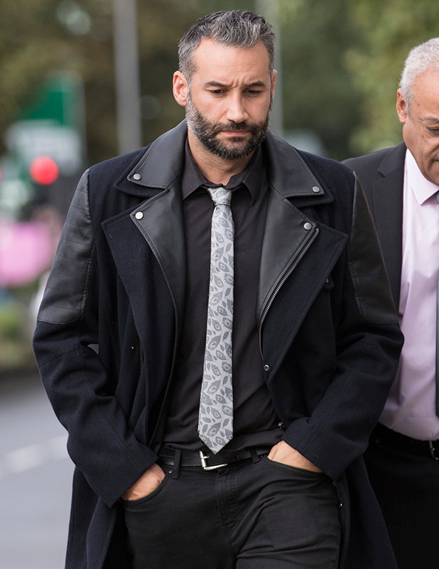 Dane Bowers assault trial, Croydon, London, Britain - 14 Sep 2015