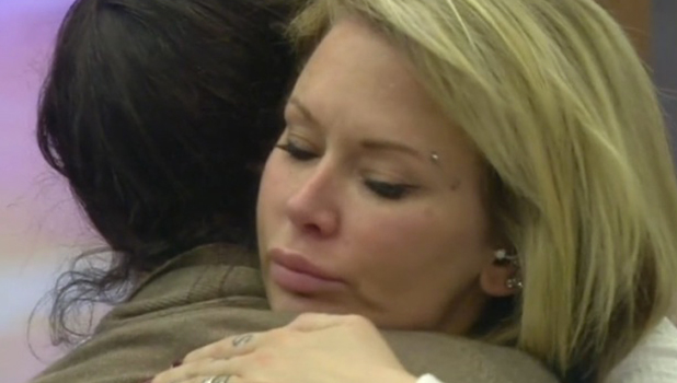 CBB: Janice and Jenna hug it out Day 19