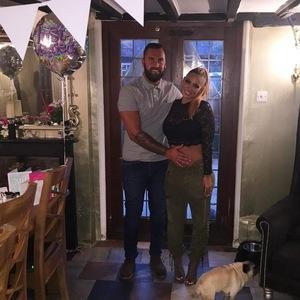 Jodie Marsh denies pregnancy 25 September