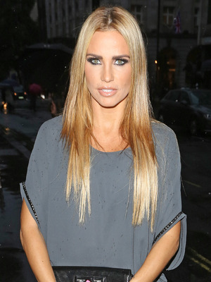 Katie Price at the Simply Glamorous book launch - 16 September 2015.